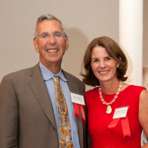 Bob Friedman and Serra Simbeck celebrated the transformative power of mentorship at BKF's annual WHO'S YOUR MENTOR? event